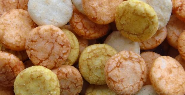 Ricecrackers bakedmix