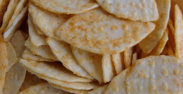Mango/Chutney rijstcracker